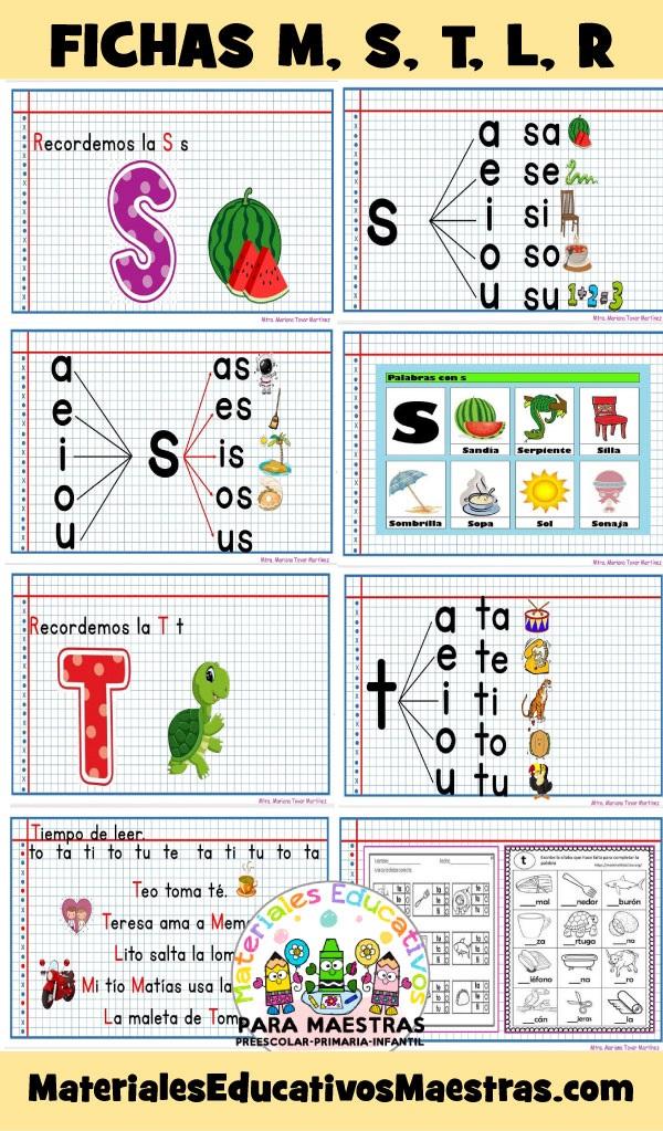 fichas-letras-consonantes-silabas-m-s-t
