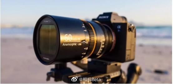 Анаморфотный объектив Higizmos с камерой Sony