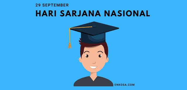 Sejarah Hari Sarjana Indonesia 29 September