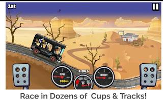 تحميل لعبة Hill Climb Racing 2 مهكرة