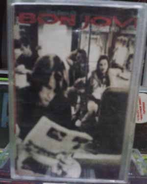 Kaset Bon Jovi - Cross Road