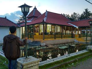 masjid pathok negoro plosokuning minomartani