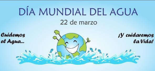por que celebrar el di mundial del agua