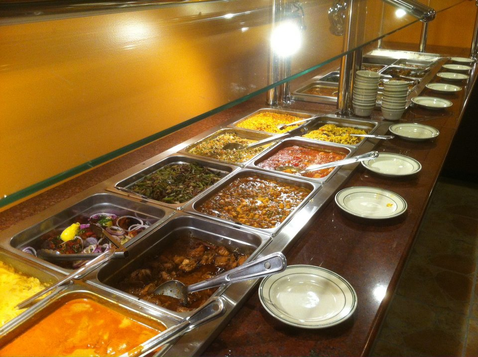 Sensational Lunch At Nikkis Chaat Cafe Halal Food In The City Of Home Interior And Landscaping Oversignezvosmurscom
