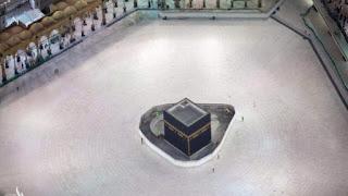 Masjidil Haram dan Masjid Nabawi Ditutup Untuk Shalat