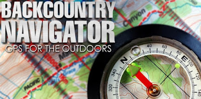 BackCountry Navigator TOPO GPS Apk (paid) for Android