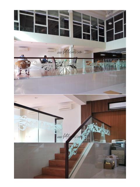 Mezzanine di Hotel Citihub Gejayan Yogyakarta