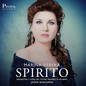 Bellini, Donizetti, Spontini; Marina Rebeka, Orchestra e Coro del Teatro Massimo di Palermo, Jader Bignamini; Prima Classic