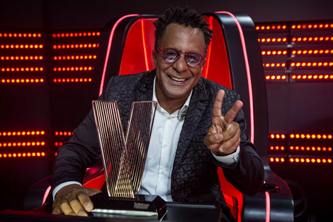 8ª TEMPORADA: Tony Gordon vence The Voice Brasil 2019.
