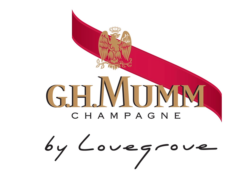 Ross Lovegrove Mumm Saber and Champagne Case