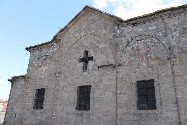 derinkuyu kilise
