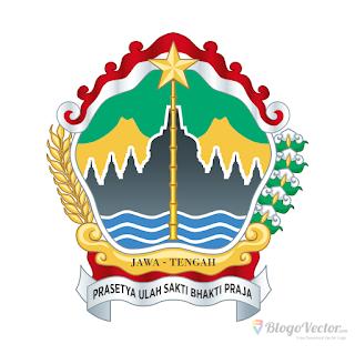 Provinsi Jawa Tengah Logo vector (.cdr)