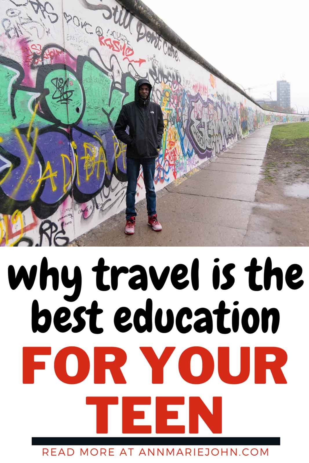 Why Travel Can Be The Best Education For Your Teen
