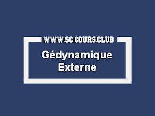Cours Gédynamique Externe pdf