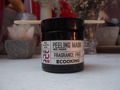 Eccoking Peeling mask
