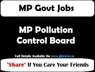 MP Pollution Control Board