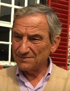 Luca Cumani, the Italian trainer who gave Dettori his first job in England