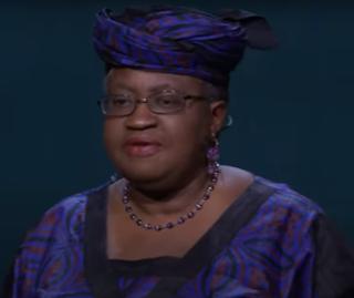Imagem: Ngozi Okonjo-Iweala: Primeira mulher a chefiar a Organização Mundial do Comércio