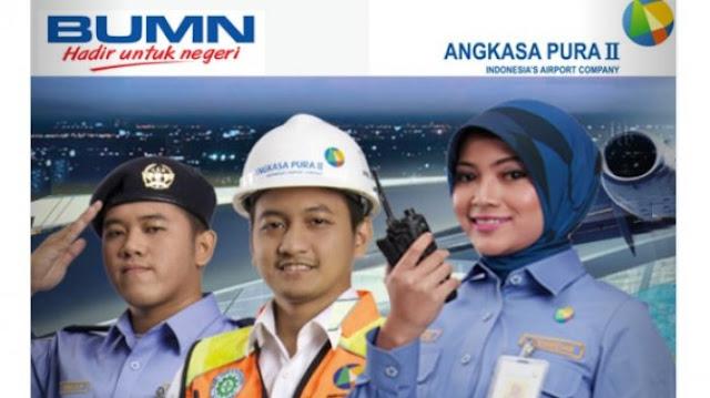 Lowongan Kerja SMA SMK D3 S1 PT. Angkasa Pura Group, Jobs: Administration, Asisten Manager Sales, Graphic Designer, Food & Beverage Retail Manager, Etc.