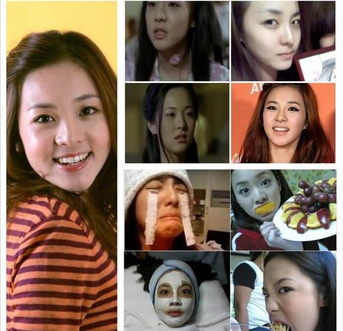 Sandra Park Artis Korea Paling Cantik Tanpa Operasi Plastik