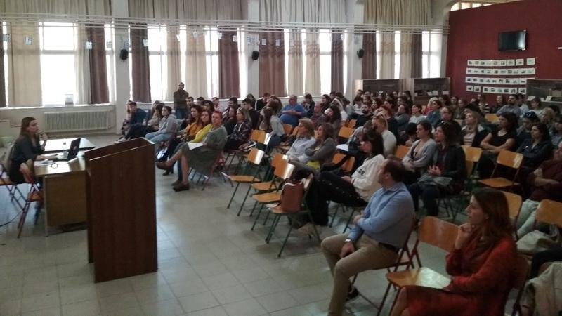 Με επιτυχία η ενημερωτική εκδήλωση του ΔΙΕΚ Αλεξανδρούπολης για το εργασιακό στρες