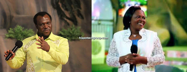 Who is Apostle John Chi and Wife Adewunmi Ester?