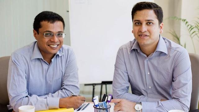 Indian Startup Success Stories flipkart