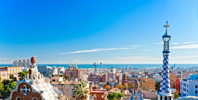 Passeios em Barcelona