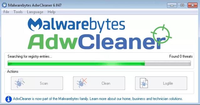 تحميل برنامج AdwCleaner لمكافحة البرمجيات الخبيثة والفيروسات 2018 برابط مباشر