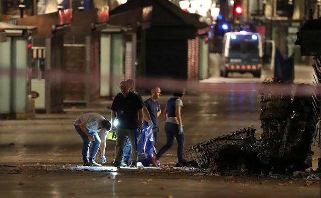Τρόμος στην Ισπανία μετά την διπλή επίθεση