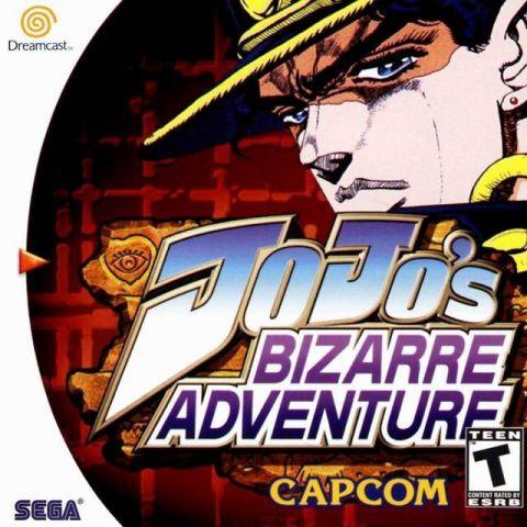 DC - JOJO´S BIZARRE ADVENTURE - NTSC - CDI - MEDIAFIRE - Mundo Dreamcast