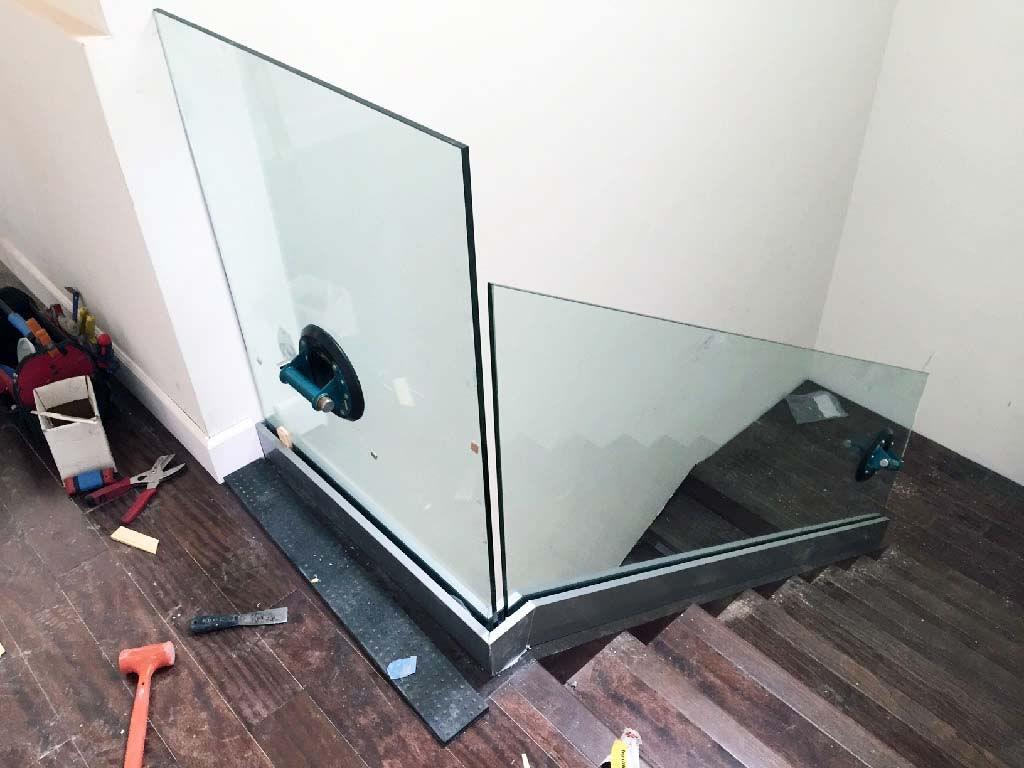What You Need to Do When DIY Stair Railings Installation ...