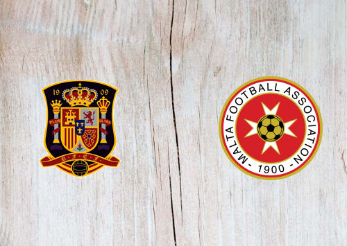 Spain vs Malta -Highlights 15 November 2019
