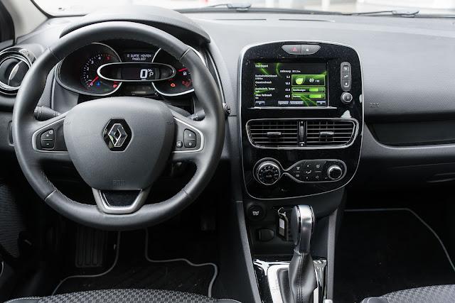 Renault Clio Grandtour dCi 90 EDC Kombi Combi test review