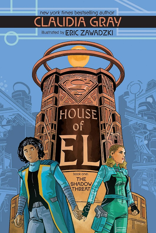 Cover of House Of El: The Shadow Threat