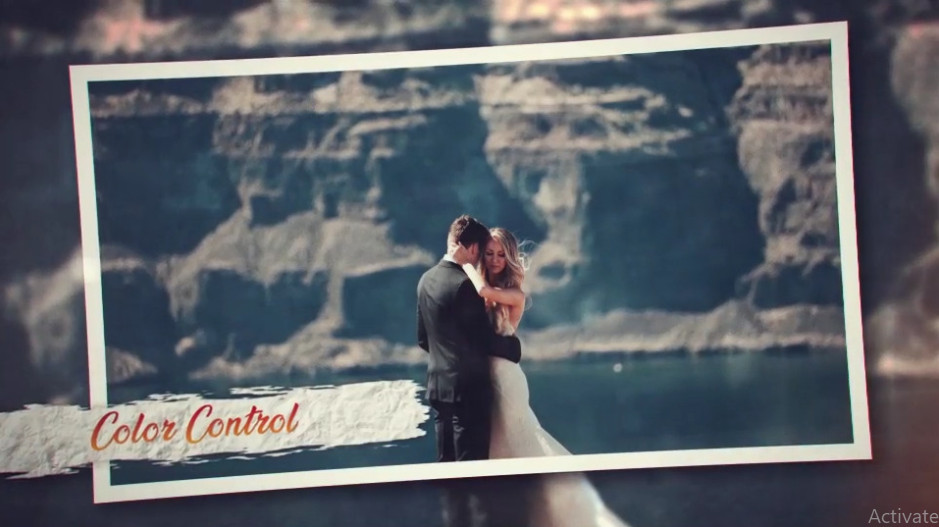 Projects - VideoHive - Elegant Wedding Story - 25998012 [AEP]