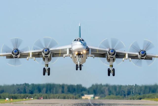 Tupolev Tu-95MS Specs