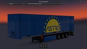 Schmitz Trailer Astre Logistique