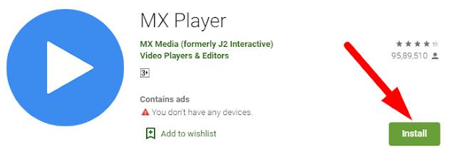 Mx Player किस देश का app है