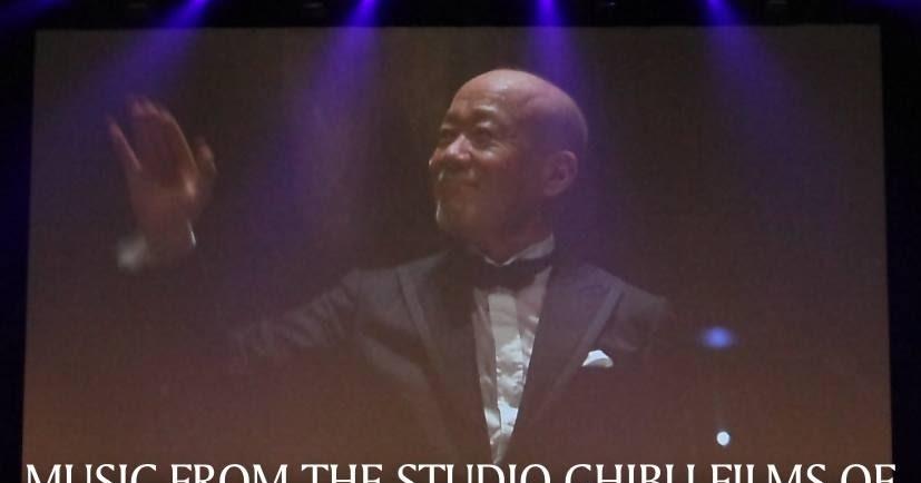 Generaci n ghibli joe hisaishi ofrecer un concierto en for Conciertos paris 2017