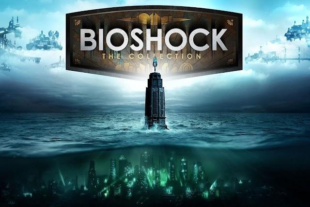 Анонсирование новой части игры BioShock