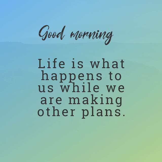 good morning images with quotes