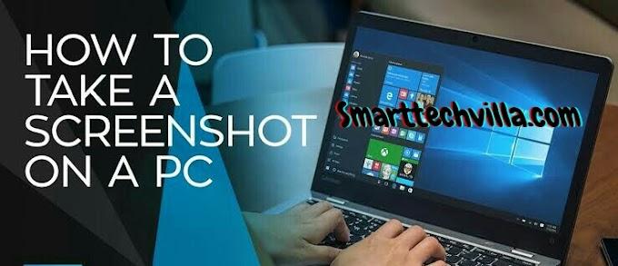 How To Take Screenshots On PC