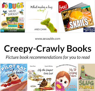 children's picture books about bugs