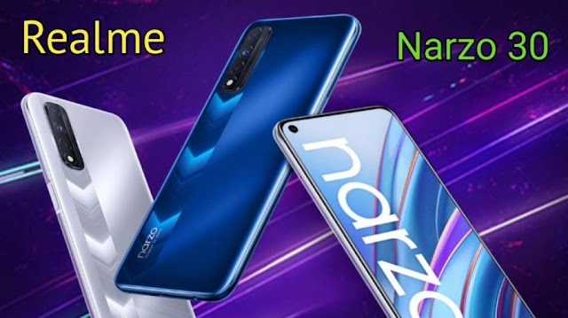 Realme Narzo 30 to be launched today: know expected price and specifications.l
