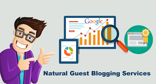 Guest Posts on High Authority Domains