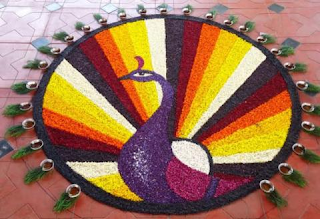 Diwali 2018 Pic, DIWALI 7 Simple and Beautiful Rangoli |  DIWALI 2018