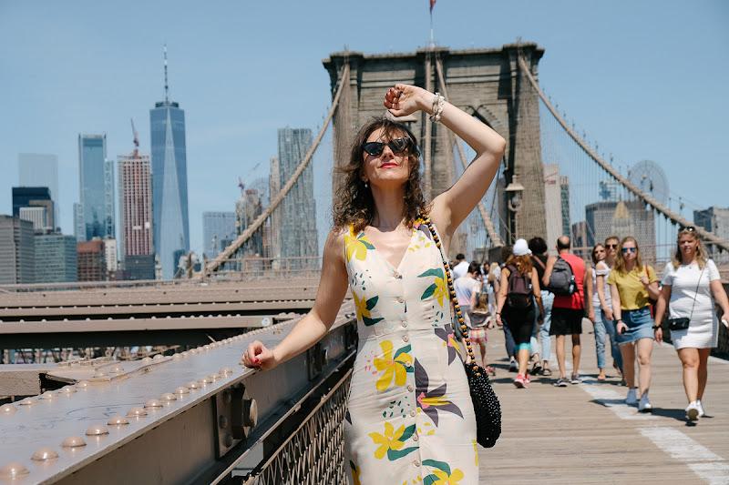как выглядеть стильно в путешествии по Америке.
