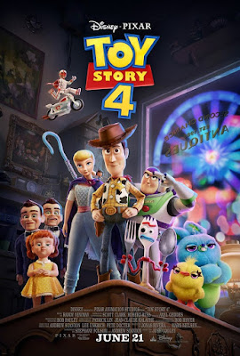 Toy Story 4 [2019] [DVD9] [R2] [PAL] [Spanish]