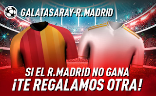 sportium Promo champions Galatasaray vs Real Madrid 22-10-2019
